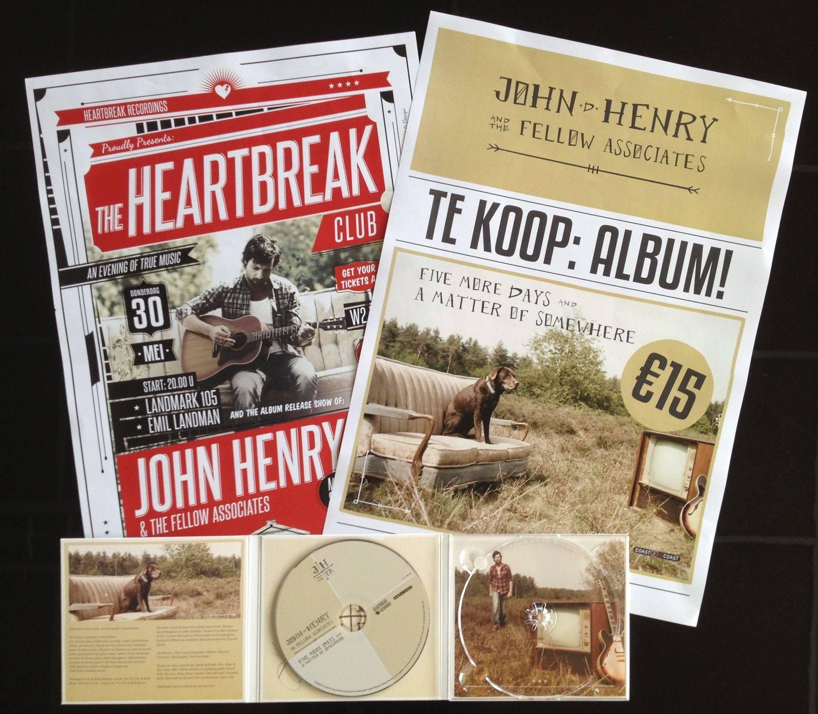 John Henry posters